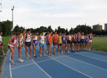 Cinisello Balsamo – 5000m in pista