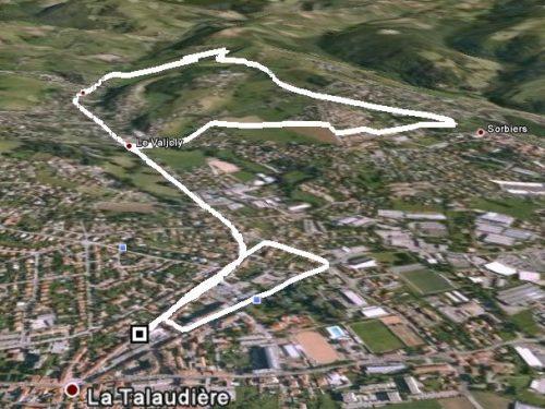 2 maggio – Atletica Palzola a La Talaudière