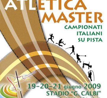 Tricolori Master a Cattolica