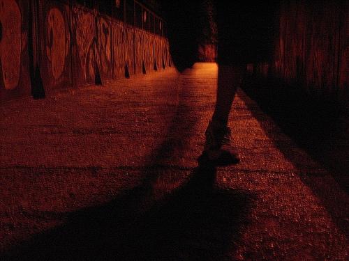 Allenarsi la notte