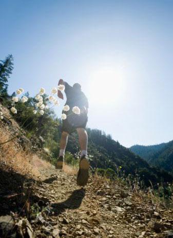 Corsa in Montagna 1