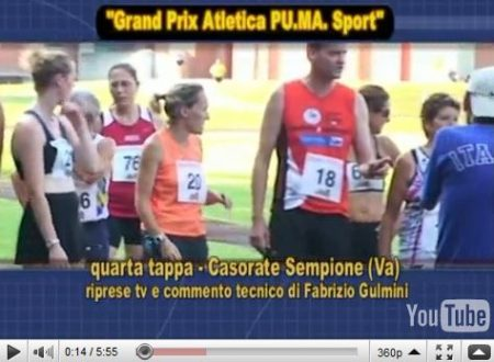 1000 m di Casorate – Video di TeleStudio8