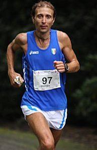 Calcaterra campione mondiale nella 100 km