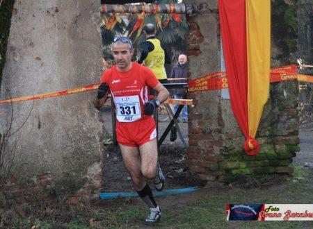 Roberto Gallani Campione Regionale CSI
