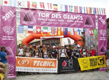 Tor des Géants 2011 – Classifiche Live