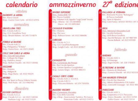Calendario Ammazzainverno 2011-2012