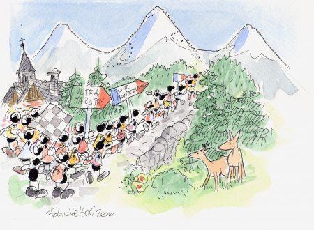 Skyrunning e Corsa in Montagna 2012