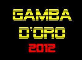 Calendario Gamba d'Oro 2012