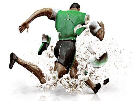 L'atleta ce ne ha sempre una…