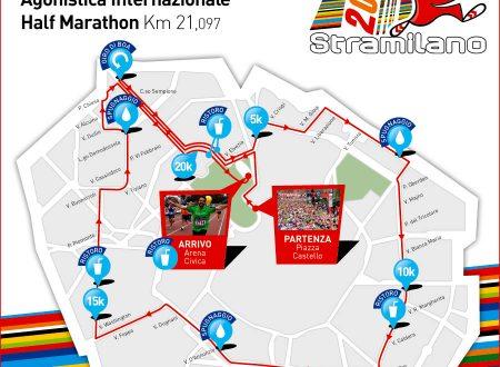 Stramilano Half Marathon – Percorso e TV