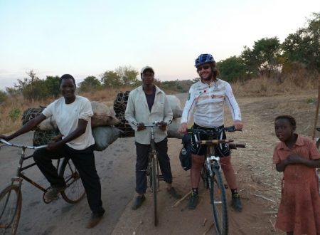 Lusaka-London in bici di Matteo Sametti