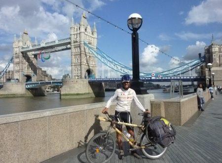 Matteo Sametti raggiunge Londra