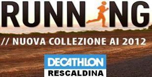 Decathlon – Nuova collezione 2012 Running
