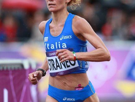 Valeria Straneo Campionessa Italiana 10 km