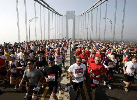 Da Varese alla Maratona di New York 2012