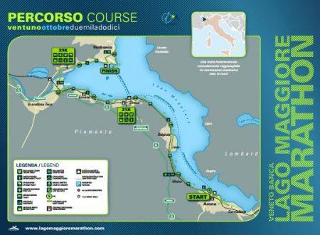 Lago Maggiore Marathon 2012 – Il Percorso