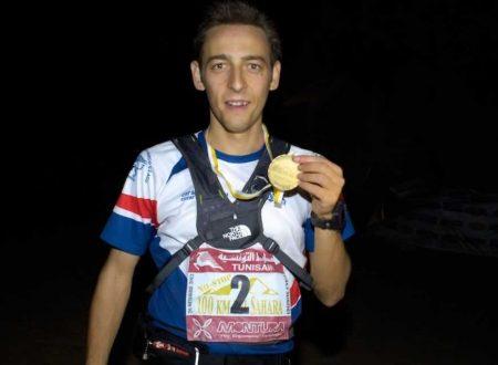 Stefano Ruzza conquista la 100km del Sahara
