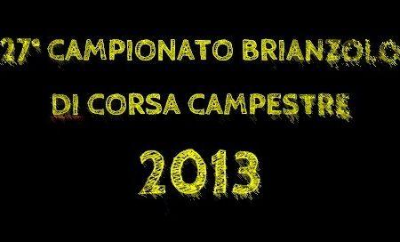 27° Campionato Brianzolo Campestre 2013