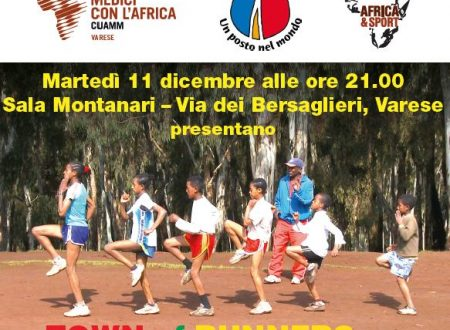 "Medici con L'africa: ""Town of Runners"""