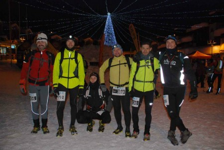 Partenza Via Lattea Trail 2012