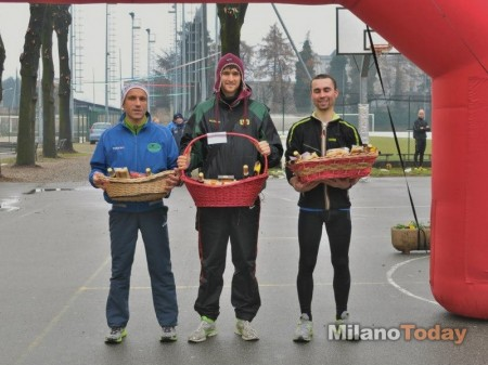 Sant'ilario 2012 podio maschile