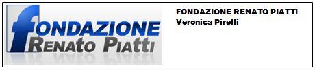 Logo Fondazione renato Piatti 2013 2