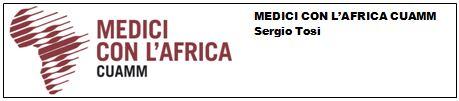Logo Medici per l'africa cuamm