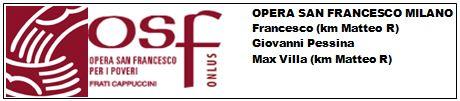 Logo Opera San Francesco 2013 4