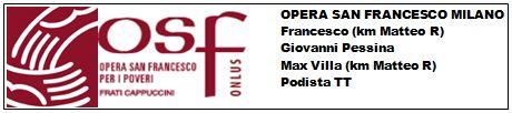 Logo Opera San Francesco 2013 5