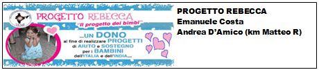 Logo Progetto Rebecca 2013 2