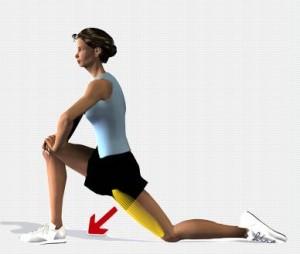 Stretching psoas iliaco 2