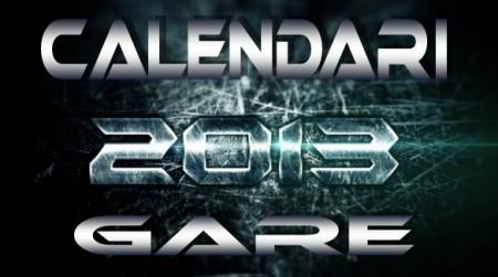 calendari gare 2013 logo