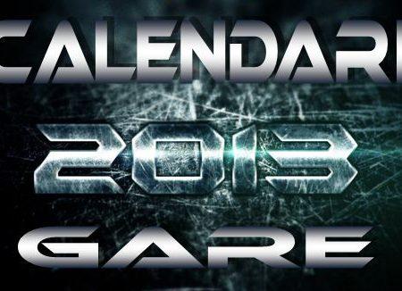 Calendari gare 2013