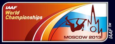 Campionati Mondiali Atletica Mosca 2013
