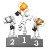 Classifiche gare settimana 4-10 agosto 2013