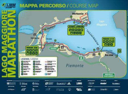 Lago Maggiore Marathon 2013 – Percorso