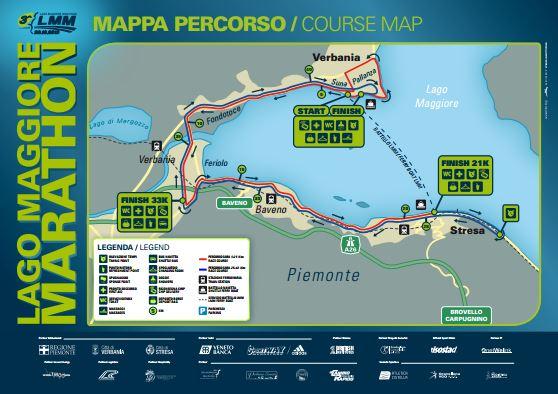 Lago maggiore marathon 2013 percorso gara