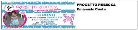 Logo Progetto Rebecca 2013