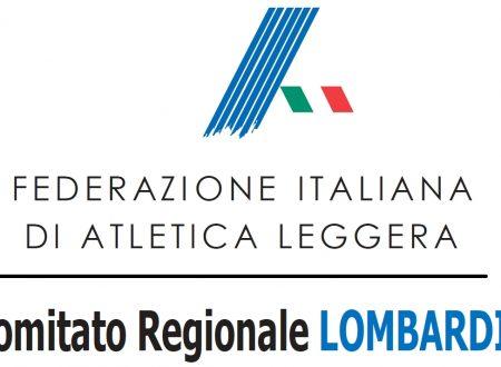 Calendari Invernali Fidal Lombardia 2014