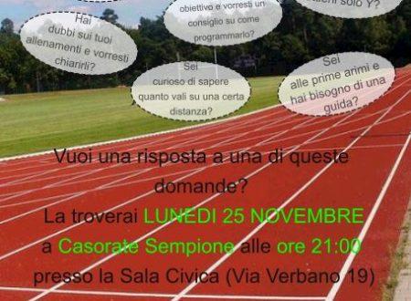 Track & Field Tutor di Luca Filipas
