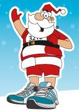 babbo Natale Running 1
