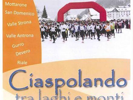 Ciaspolate 2014 – Calendario Gare