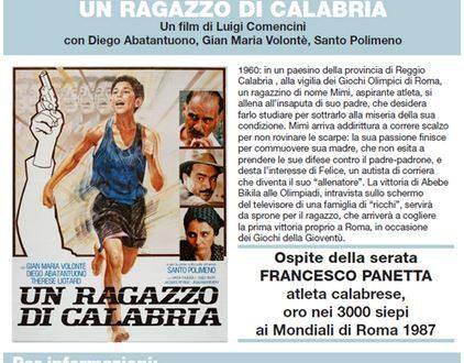 """Un Ragazzo di Calabria"" per Africa&Sport"