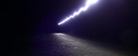 Running night