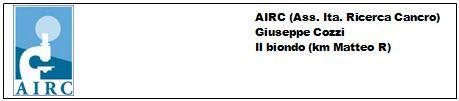 Logo Airc 2014 2