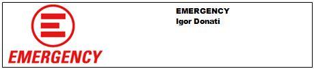 Logo Emergency 2014