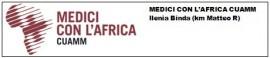 Logo Medici con l'Africa Cuamm 2014