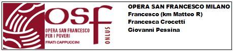 Logo Opera San Francesco 2014 3