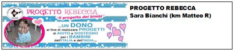 Logo Progetto rebecca 2014
