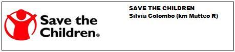 Logo Save the children 2014